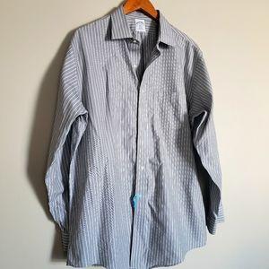 Brooks brother slim fit dress shirt 17-4/5